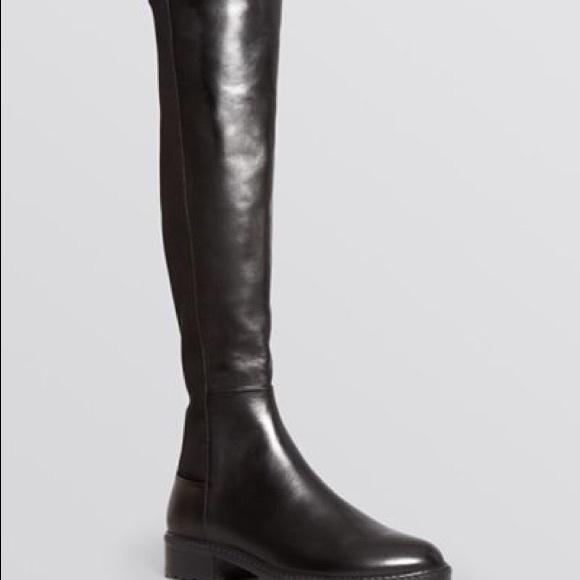 721a3046b1b0 Stuart weitzman mainline over knee boot rare